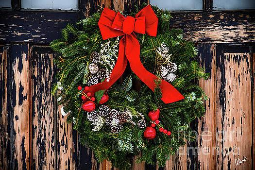 Christmas Wreath by Alana Ranney