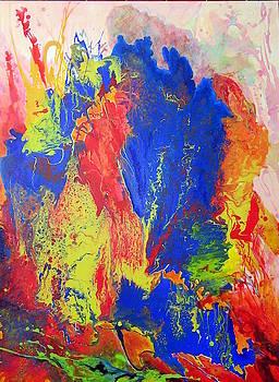 Chromatic Burst by Susan Graham