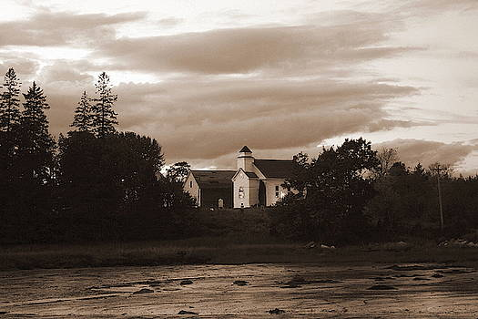 Church By The Bay by Greg DeBeck