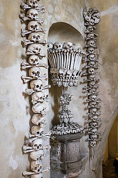Church of Bones by Mark Duehmig