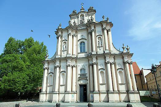Ramunas Bruzas - Church of Visitants
