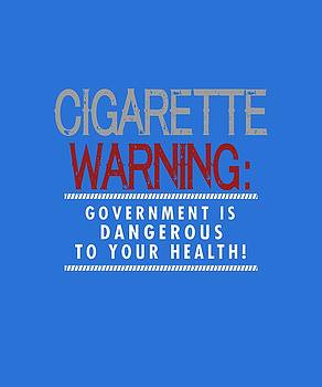 Cigarette Warning by Shopzify