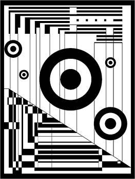 Circular Circles  by Arttantra