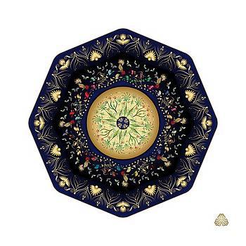 Circumplexical No 3981 by Alan Bennington