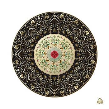 Circumplexical No 4002 by Alan Bennington
