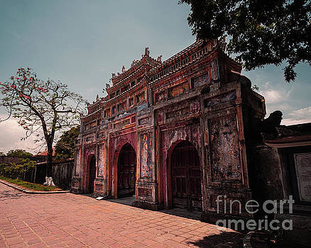 Asia Visions Photography - Citadel Grounds