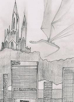 City 3 by Dan Twyman