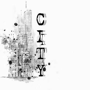 City Hustle by Christina VanGinkel
