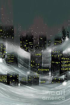 Benjamin Harte - City in the Sea
