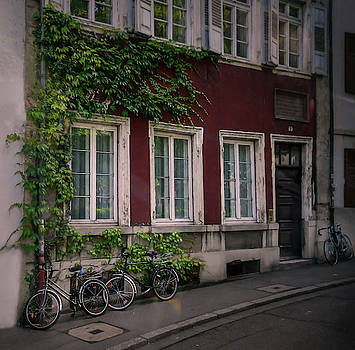 City of Bicycles - Heidelberg, Germany by Mary Lynn Giacomini