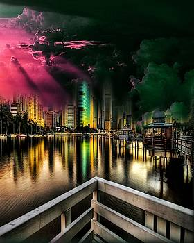 City of lights by AE collections