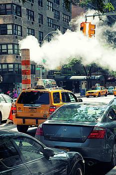 City Steam by Karol Livote