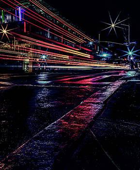 City Streaks by Ant Pruitt