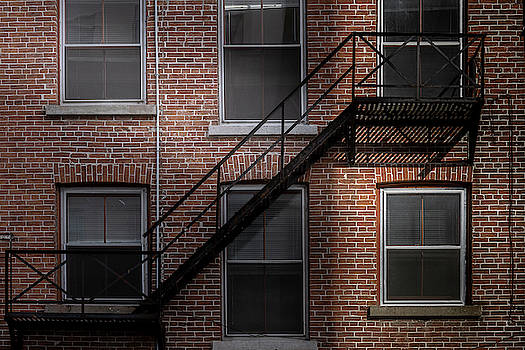 City Windows  by Bruce Davis