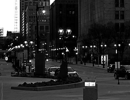 Cityscape by Steve Bell