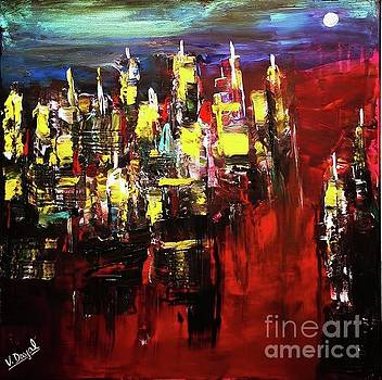 Cityscape by Vandana Dayal