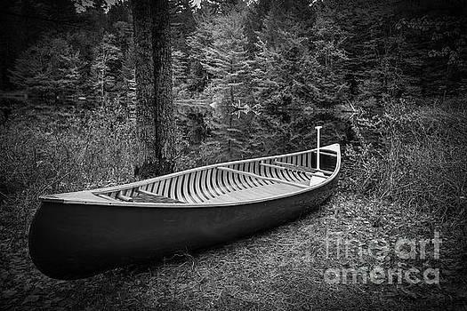 Classic Canoe by Edward Fielding