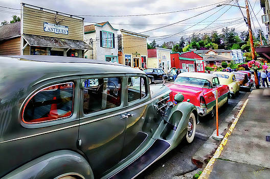Classic Coupeville by Rick Lawler