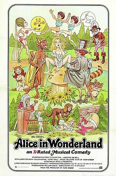 Esoterica Art Agency - Classic Movie Poster - Alice in Wonderland Adult