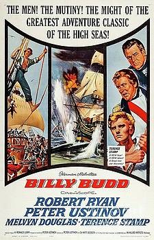 Esoterica Art Agency - Classic Movie Poster - Billy Budd