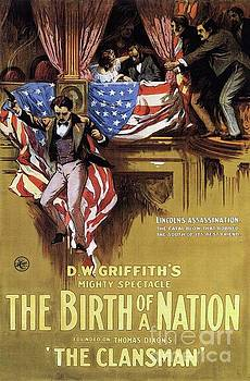 Esoterica Art Agency - Classic Movie Poster - Birth of a Nation