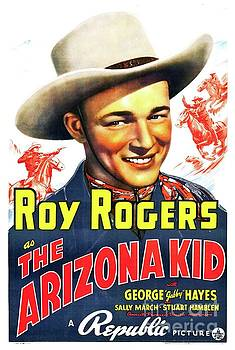 Esoterica Art Agency - Classic Movie Poster - The Arizona Kid