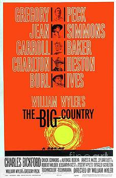 Esoterica Art Agency - Classic Movie Poster - The Big Country