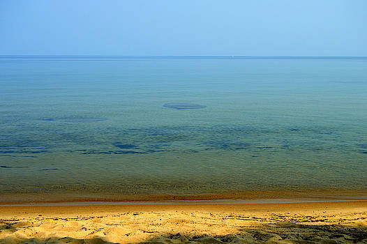 Clearness of Lake Superior by Tom Kelly