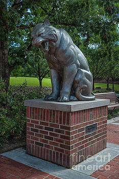 Clemson Tiger - Gift from Student Body by Dale Powell
