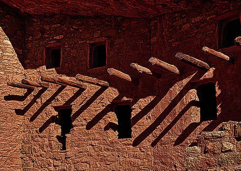 Cliff Dwellings by Ernie Echols