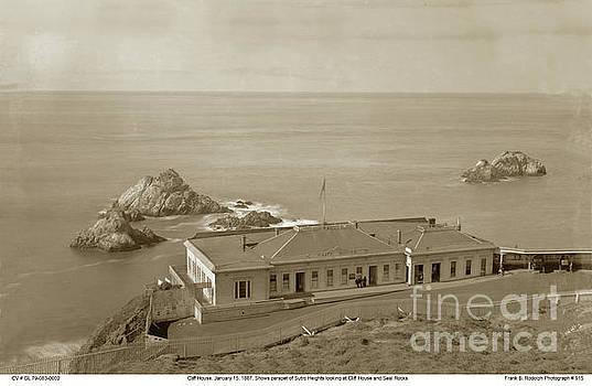 California Views Mr Pat Hathaway Archives - Cliff House, Seal Rocks, San Francisco January 15, 1887