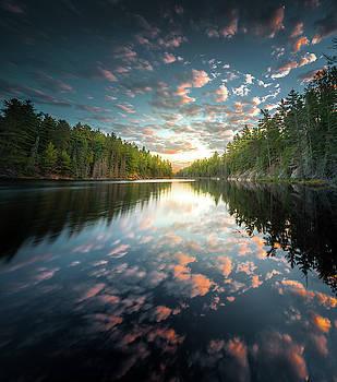 Cloud Atlas / Boundary Waters, Minnesota  by Nicholas Parker