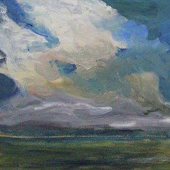 Cloud Drifting by Michael Helfen