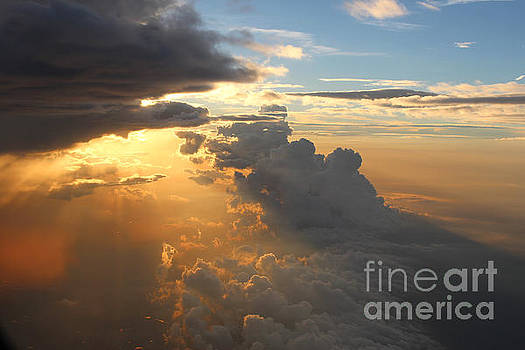Cloud Formations by Katherine Erickson