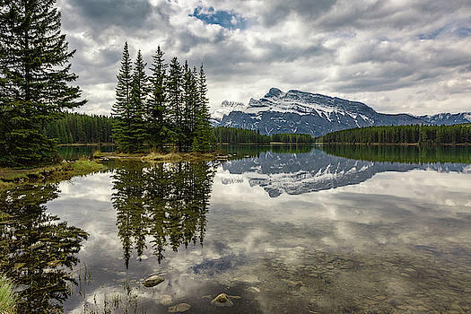 Cloud Mirror by ChrisAntoniniPhotography