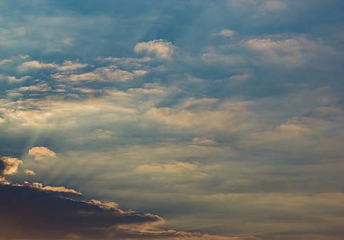 Cloud-scape 2 by Stewart Marsden
