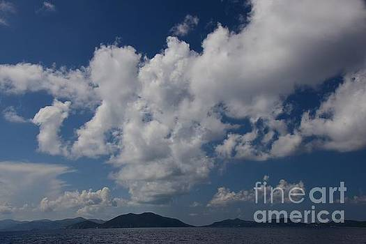 Cloud Scape by Kathleen Struckle