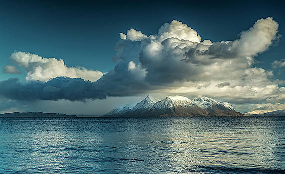 Clouds by Frank Olsen
