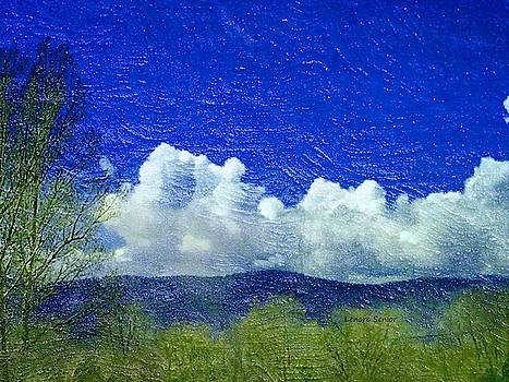 Clouds in Spring by Lenore Senior
