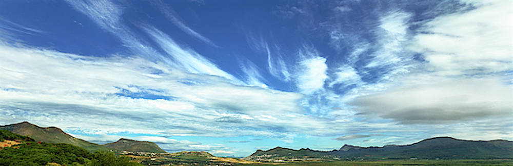 Clouds Over Landscape, Eastern South by Panoramic Images