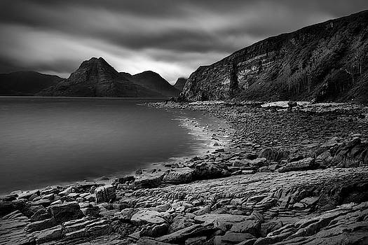Clouds Over the Cuillin by Dave Bowman