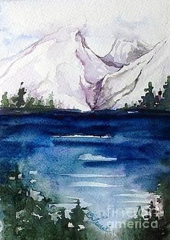 Cloudy Alleluliah by Laurel Adams