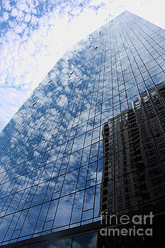Cloudy High-Rise by Katherine Erickson