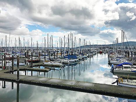 Susan Burger - Cloudy Sky, Cloudy Sea