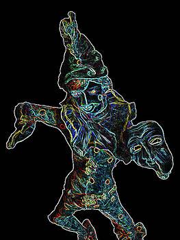 Clown 2a by Bruce IORIO
