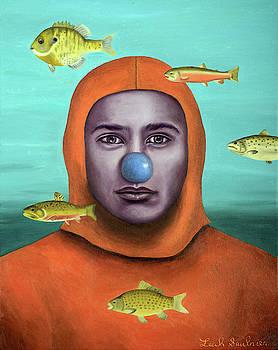 Leah Saulnier The Painting Maniac - Clown School