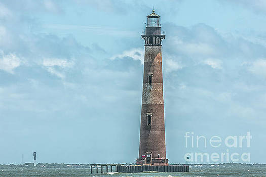 Coastal Lighthouses - Charleston South Carolina by Dale Powell