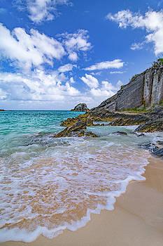 Coastal Paradise Bermuda by Betsy Knapp