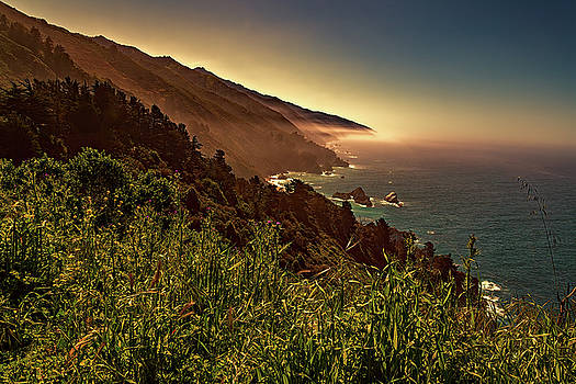 Coastline by Maria Coulson