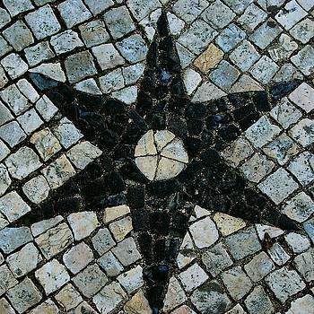 Cobbled Star by Eric Tressler